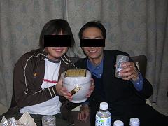 hayapika氏と甕雫