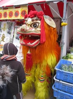 中国春節際1
