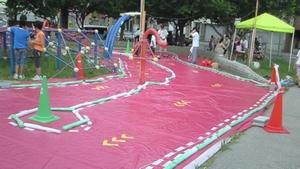 池田公園夏祭り1