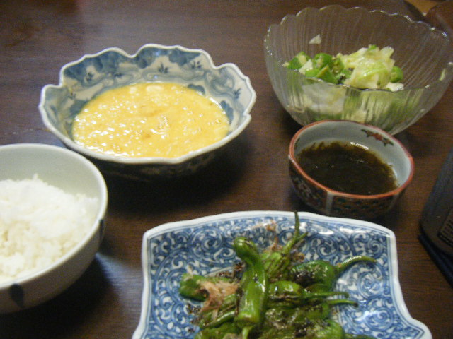 2009_0820ハモ鍋で呑む0013