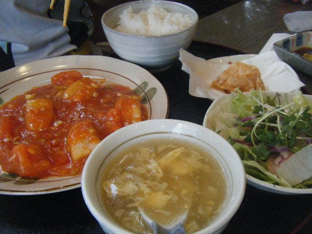 2009_0905遊食中華 吃飯0010