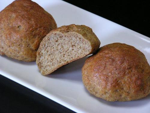 香りの良いふすまパン
