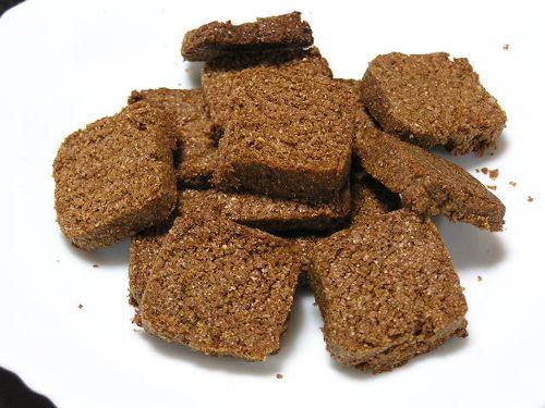 小麦ふすまクッキー