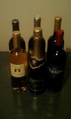 wine 6bottle
