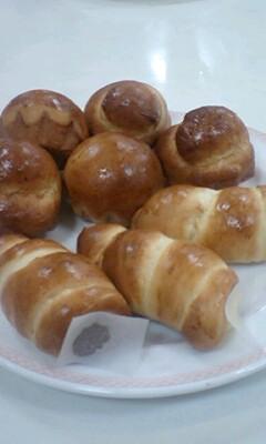 10月のパン1