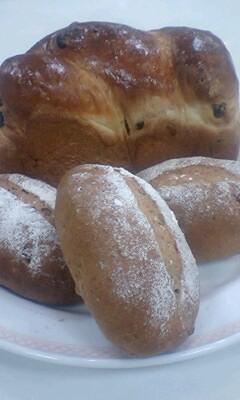 今年最後のパン教室