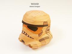 WOOD Stormtrooper
