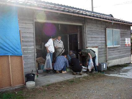 第4農園小屋