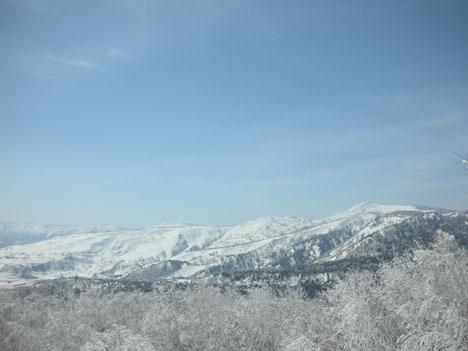 八幡平全景
