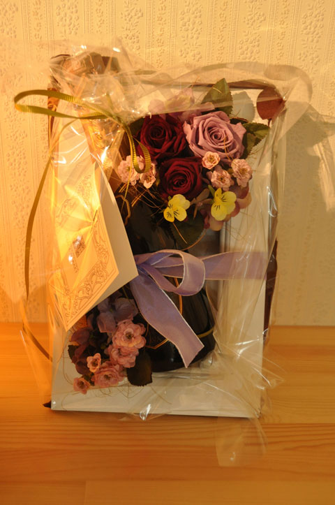 お祝い花4