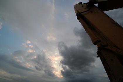 空、工事中につき