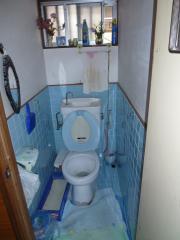 片桐邸 WC既設