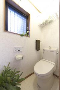 片桐邸 WC改装後
