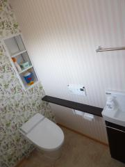 S様邸 WC