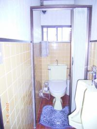 N様邸 既設WC