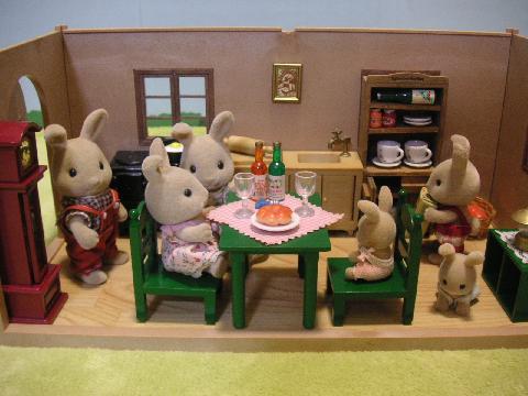 食器棚時計3