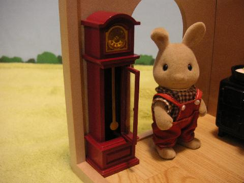 食器棚時計6