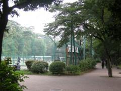 9・テニスコート