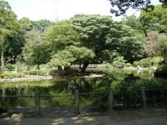3.有栖川記念公園