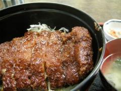 5.ソースカツ丼