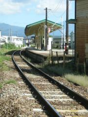 1.七日町駅