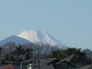 1.元日富士山