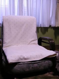 2.若ちゃんの椅子