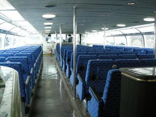 1.水上バスに乗る