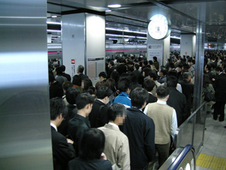1.新宿駅