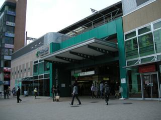 1.阿佐ヶ谷駅