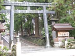 1.諏訪大社下社秋宮