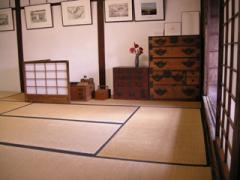 11.旅籠の部屋