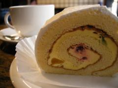 10.ロールケーキ