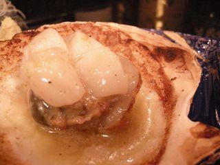9.ホタテバター焼き