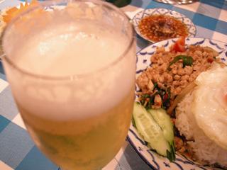 1.生ビール