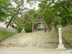5.函館八幡宮