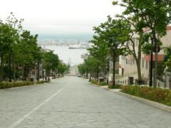 5.八幡坂
