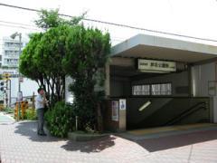 1.芦花公園駅