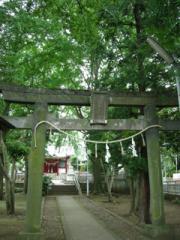 17.粕谷八幡神社