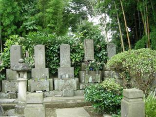 23.近藤家のお墓