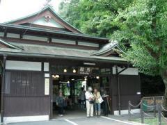 1.鞍馬駅