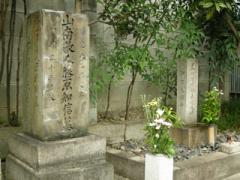 6.山南さんのお墓