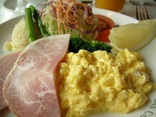 8.京の朝食