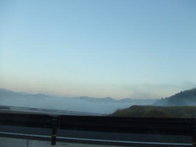 朝霧~雲海~