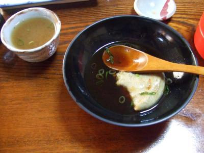 大吉の蕎麦掻き