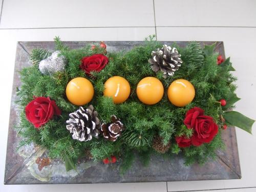 クリスマスアレンジ2