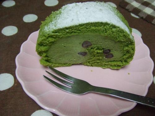 ロールケーキうまうま