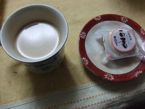 お茶タイム^^