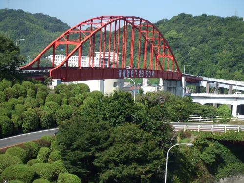 この橋を渡って~~