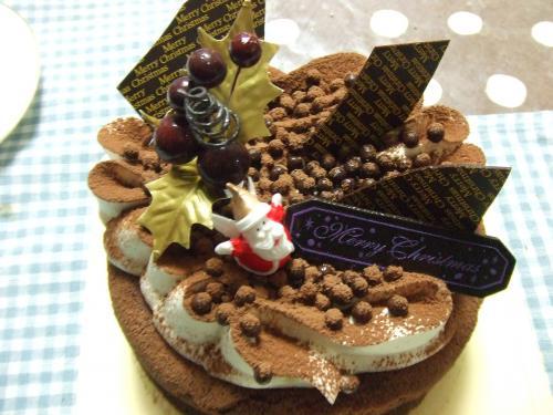 クレールの限定ショコラケーキ